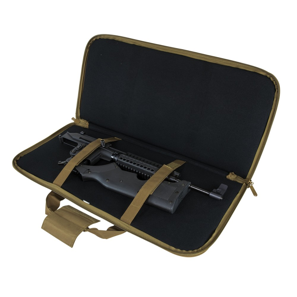 "Carbine Pistol Case-28""L/Tan"