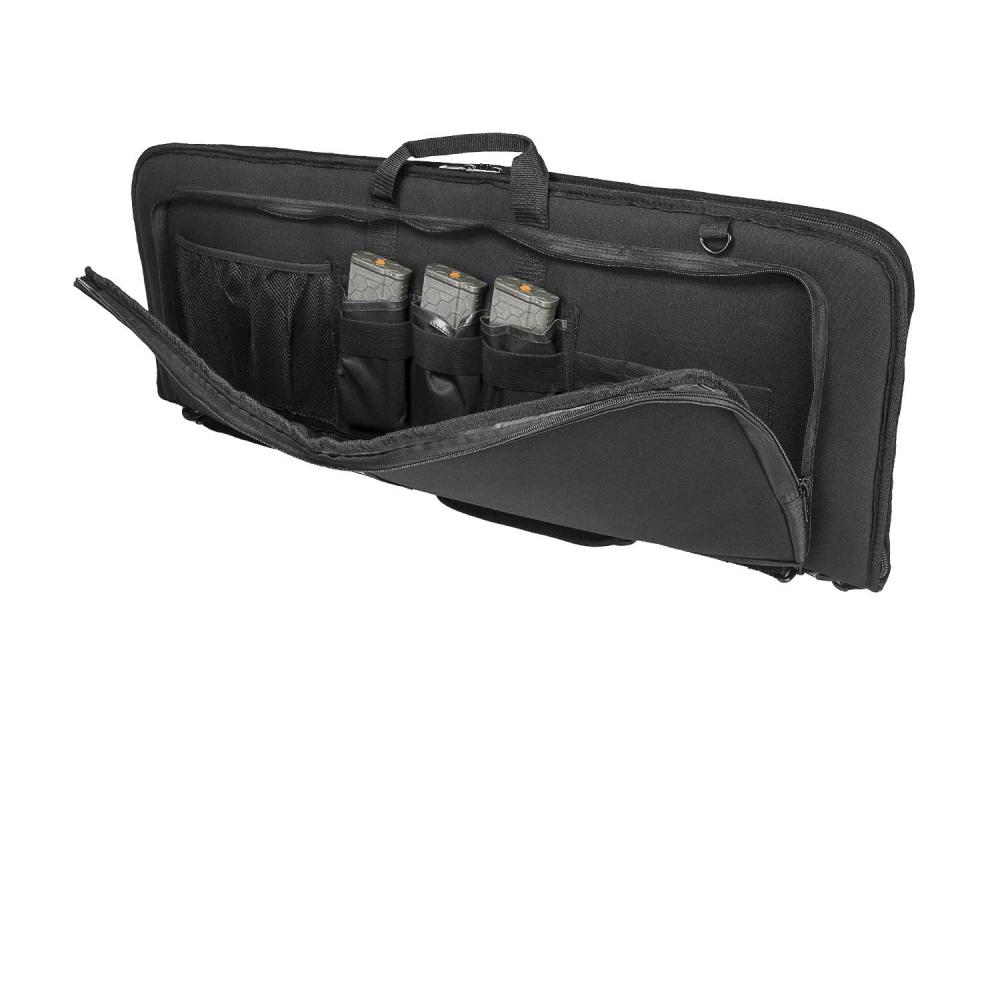 Deluxe Rifle Case/ Blk/ 36in