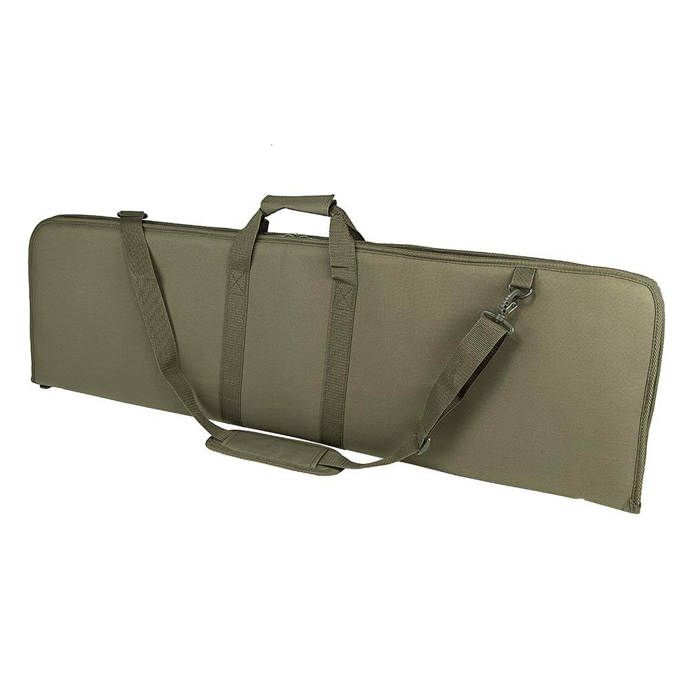 Deluxe Rifle Case/ Grn/ 42in