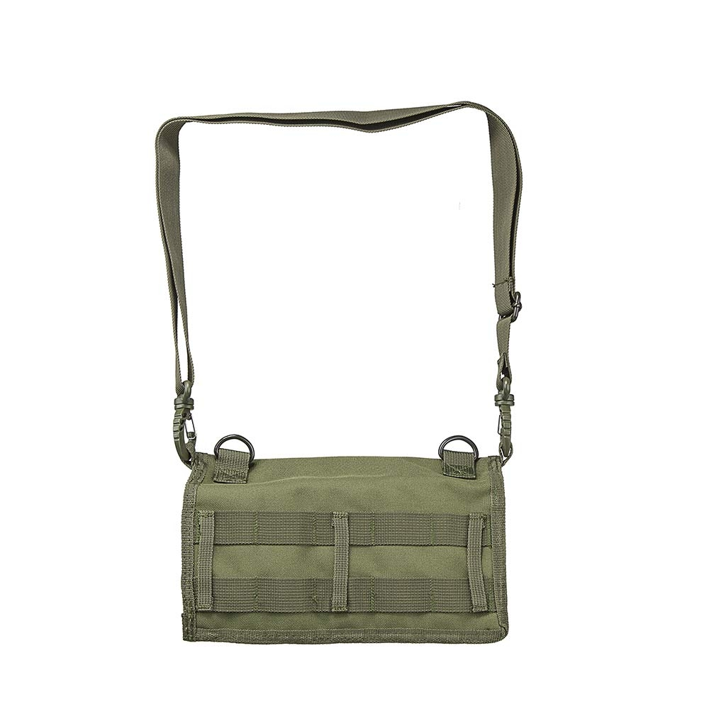 Mag Carrier Pouch X6/SML/Grn