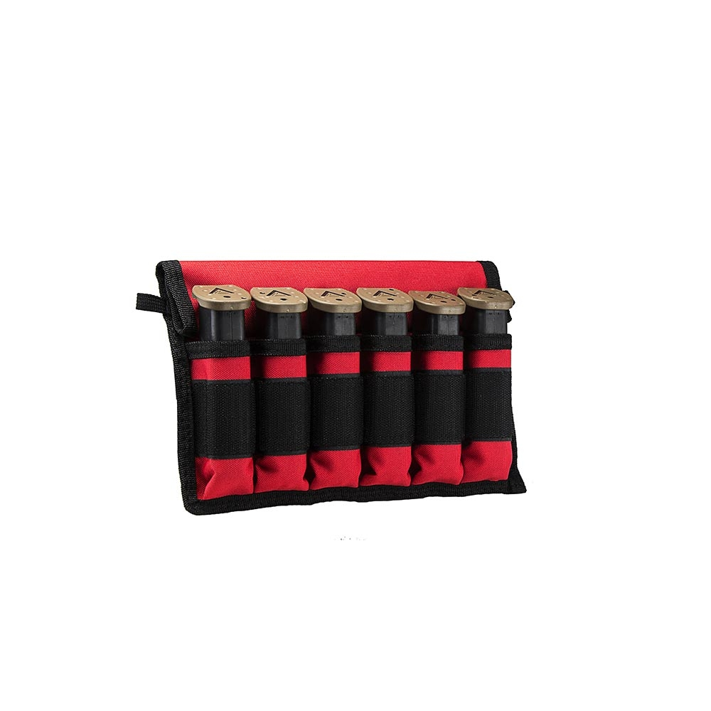 Mag Carrier Pouch X6/SML/Red