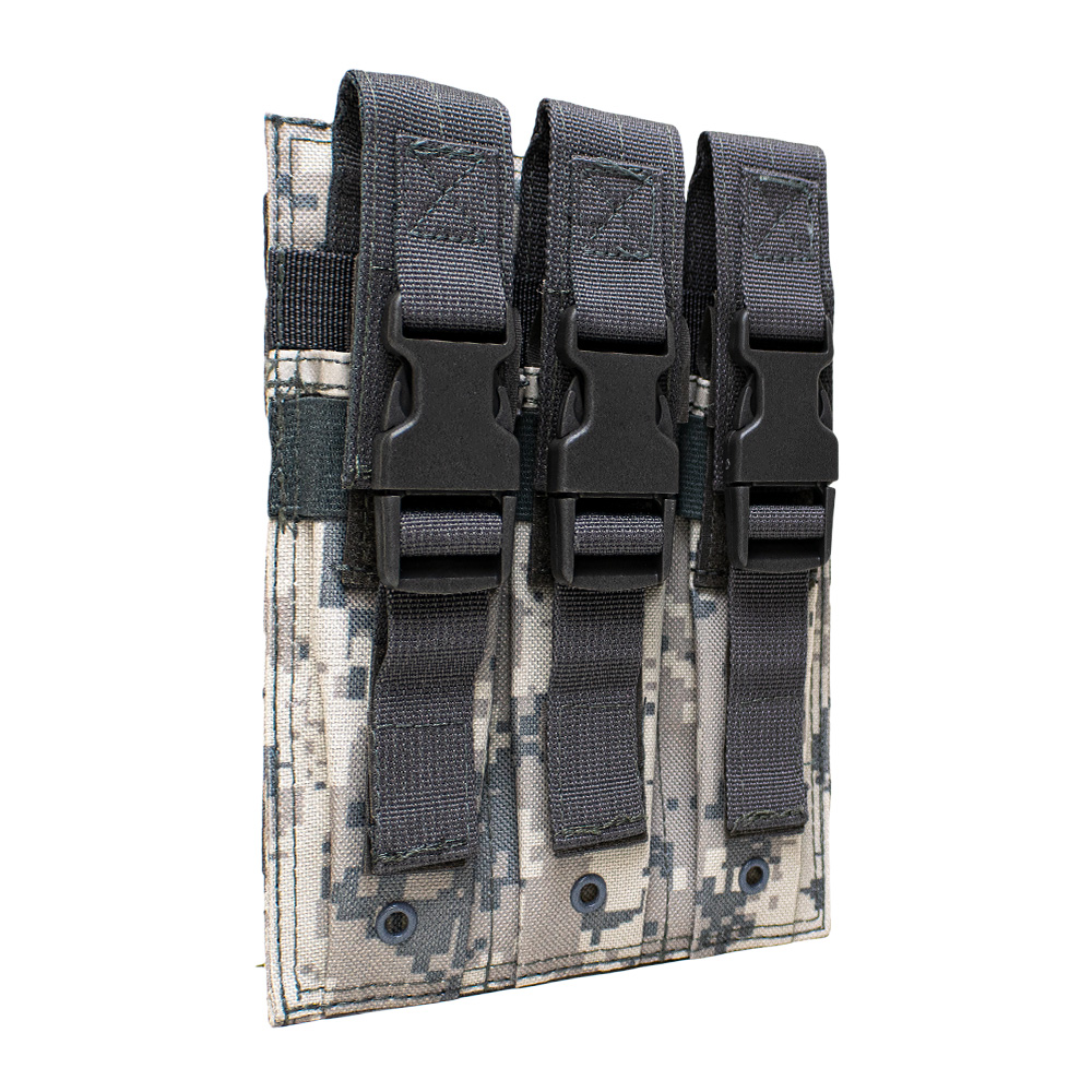 HiCap Pistol Trpl Mag Pch/DCam