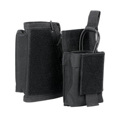 Stock Riser w/Mag Pouch