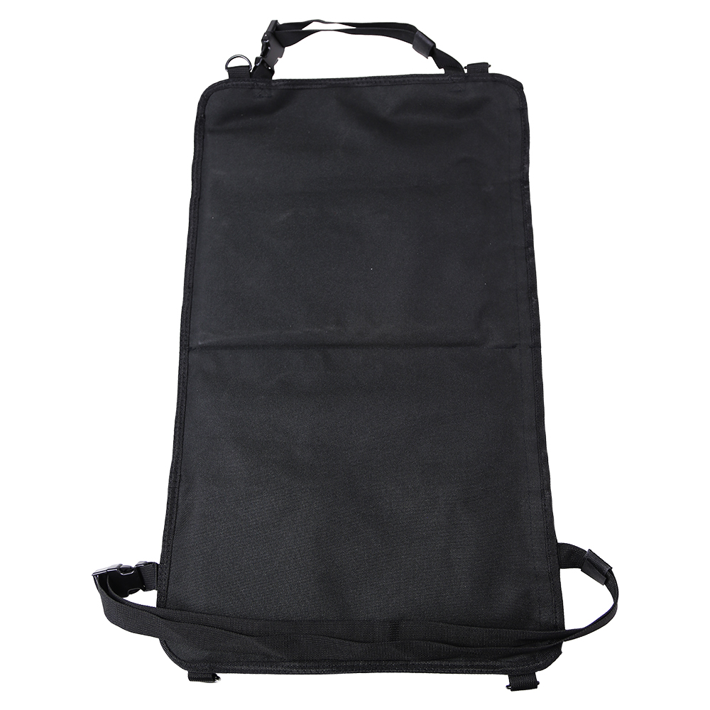 Tactical MOLLE Seat Panel/ Blk