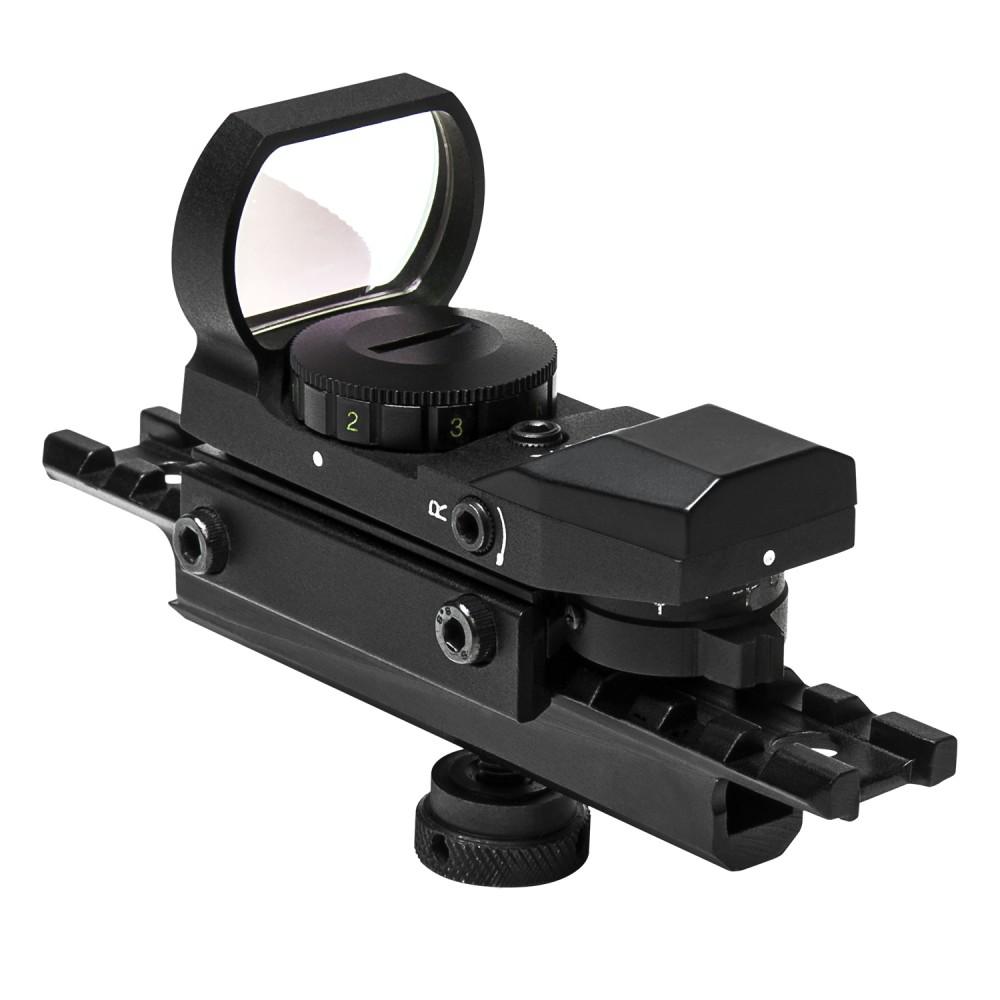Dot/Rd Grn/4Ret/CH adapter
