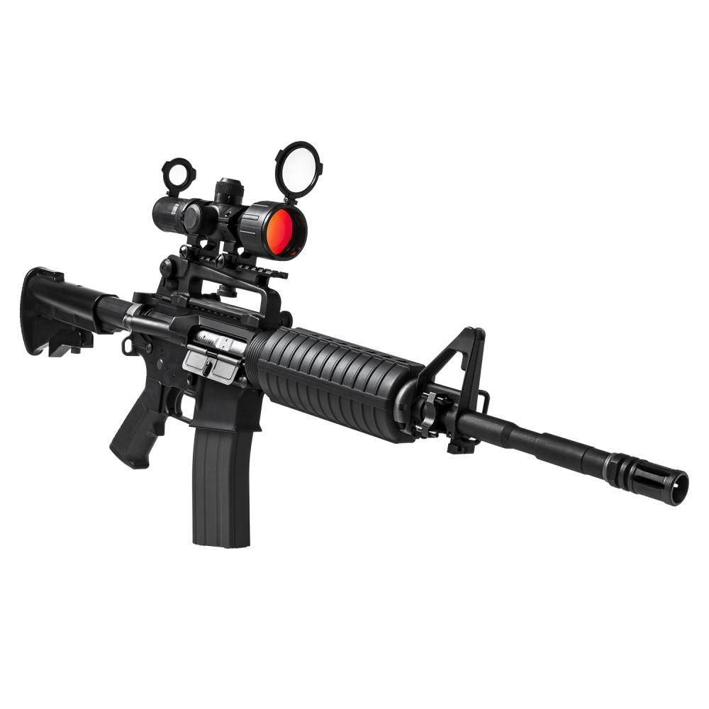 3-9X42 Rub Comp Scp/CH adapter