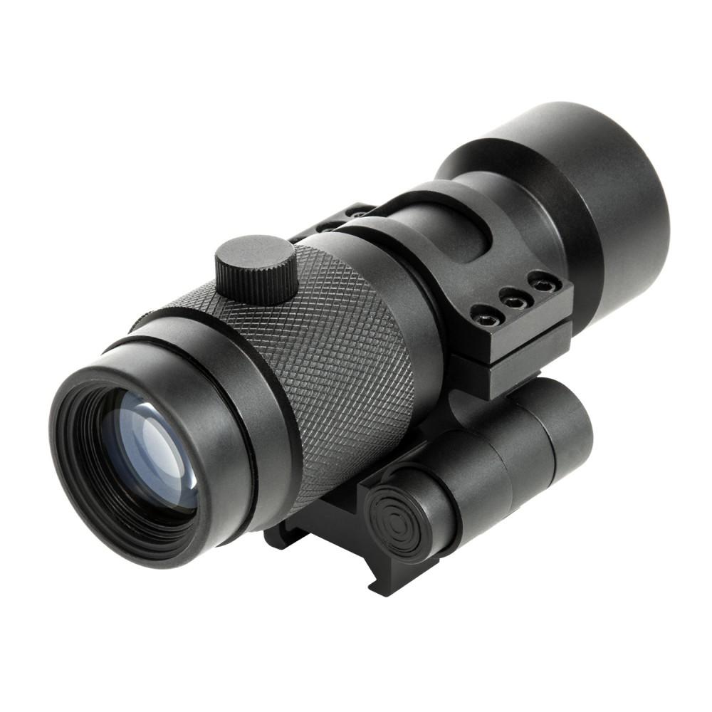 3X Magnifier/Flip to Side Mnt