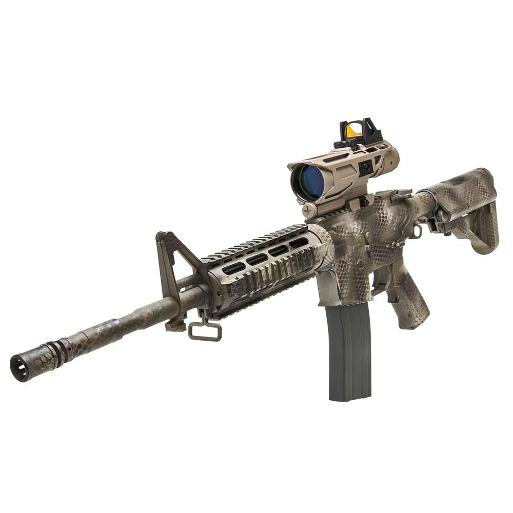 Uss Gen3/3-9x40/Mil/Mt/RD/Tan