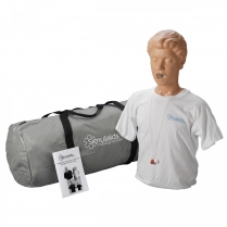 Simulaids Adult Choking Manikin with Carry Bag