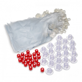 Simulaids® Brad™ Jr. Airway System - 24 Pack