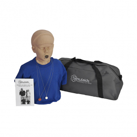 Simulaids Adolescent Choking Manikin with Bag