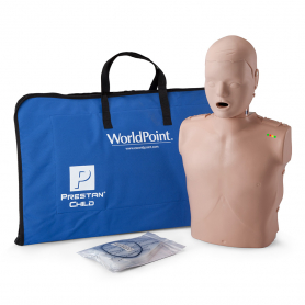 Prestan® Child Manikin with CPR Monitor - Medium Skin