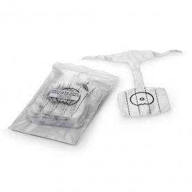 Prestan® Infant Face Shield/Lung Bags - 50 Pack