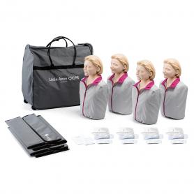 Laerdal® Little Anne® QCPR - Light Skin - 4 Pack