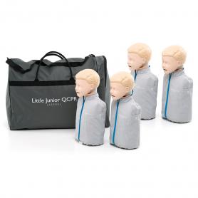 Laerdal® Little Junior™ QCPR - Light Skin - 4 Pack