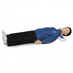 Life/form® CPARLENE® Full-Size Manikin with CPR Metrix and iPad® - Light Skin
