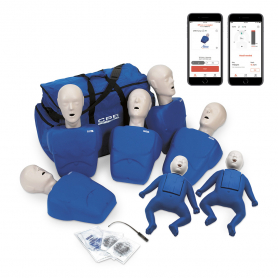 Life/form® CPR Prompt® Plus Family Pack - Blue