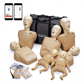 Life/form® CPR Prompt® Plus Family Pack - Tan