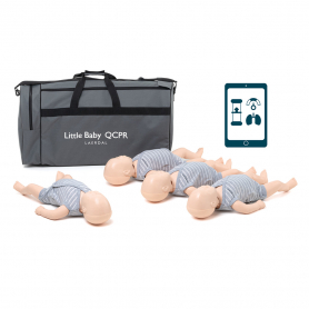 Laerdal® Little Baby QCPR - Light Skin - 4 Pack