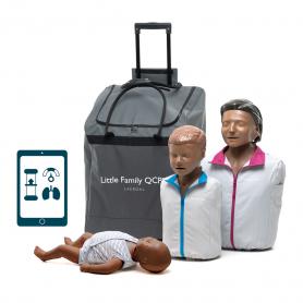 Laerdal® Little Family QCPR Pack - Dark Skin