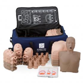 Prestan® Ultralite® Manikins Diversity Pack - 12 Pack