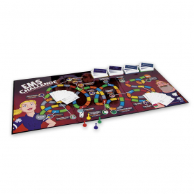 Nasco EMS Challenge Board Game