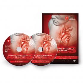 AHA ACLS DVD