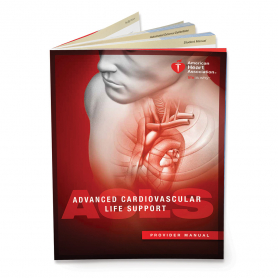 AHA ACLS Provider Manual