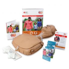 AHA/Laerdal® Adult & Child CPR Anytime® Kit
