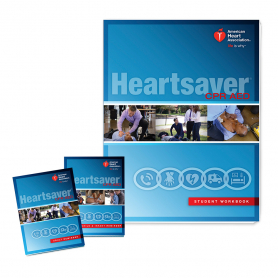 AHA Heartsaver® CPR AED Student Workbook