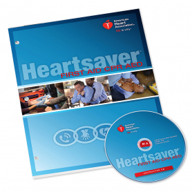 AHA Heartsaver® First Aid CPR AED Instructor Manual