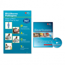 AHA Heartsaver® Bloodborne Pathogens Facilitator Package
