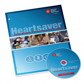 AHA Heartsaver® Pediatric CPR AED Instructor Manual