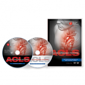 AHA ACLS EP DVD Set