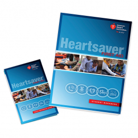 AHA Heartsaver® First Aid Student Workbook - 6 Pack