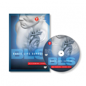 2015 AHA BLS Renewal Course DVD
