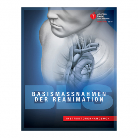 2015 AHA BLS Instructor Manual eBook - German