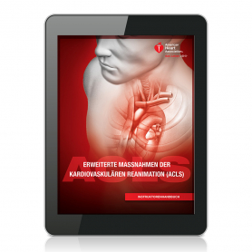 2015 AHA ACLS Manual eBook - German