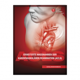 2015 AHA ACLS Provider Manual - German