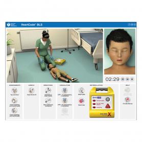 AHA HeartCode® BLS Online