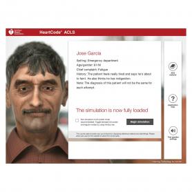 AHA HeartCode® ACLS Online