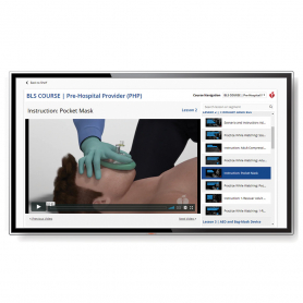 2015 AHA BLS Course Video in Streaming Format