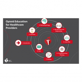 2015 AHA Opioid Education for Healthcare Providers
