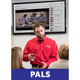 AHA PALS Course Video in Streaming Format