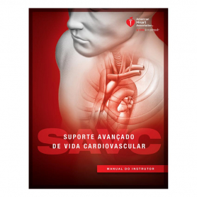AHA ACLS Instructor Manual eBook - Portuguese