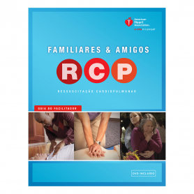 AHA Family & Friends® DVD with Facilitator Guide - Portuguese
