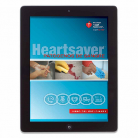 AHA Heartsaver® Bloodborne Pathogens Student eBook - Spanish