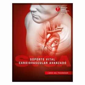 2015 AHA ACLS Provider Manual - Spanish
