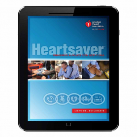 AHA Heartsaver® First Aid CPR AED Student eBook - Spanish