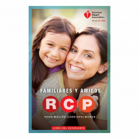 AHA Family & Friends® CPR Student Manual - Spanish